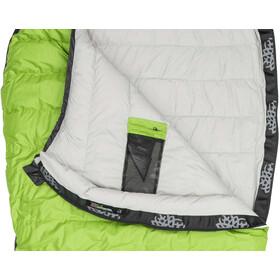Nordisk Celsius Lite +4° Sovsäck XL grön